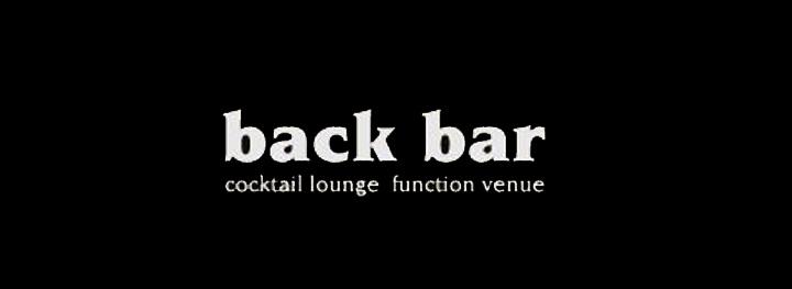 Back Bar – Unique Function Venues