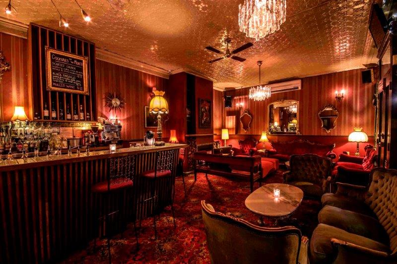 Back Bar – Hidden Bars