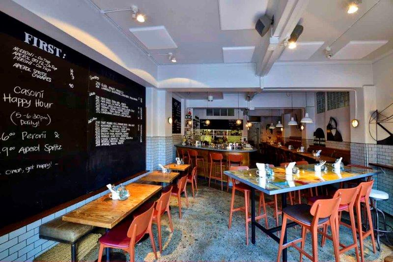 Casoni – Group Dining Function Venues