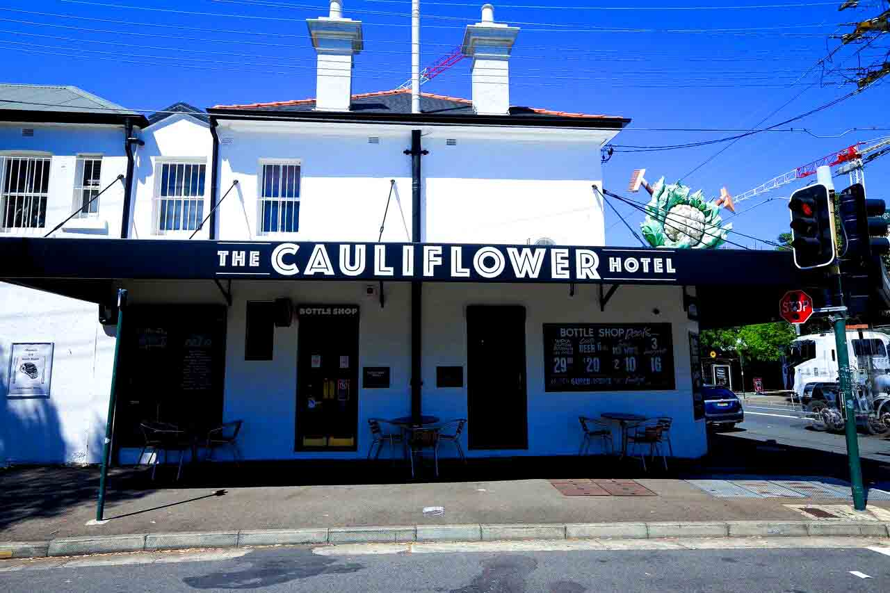 Cauliflower Hotel – Cool Function Venues