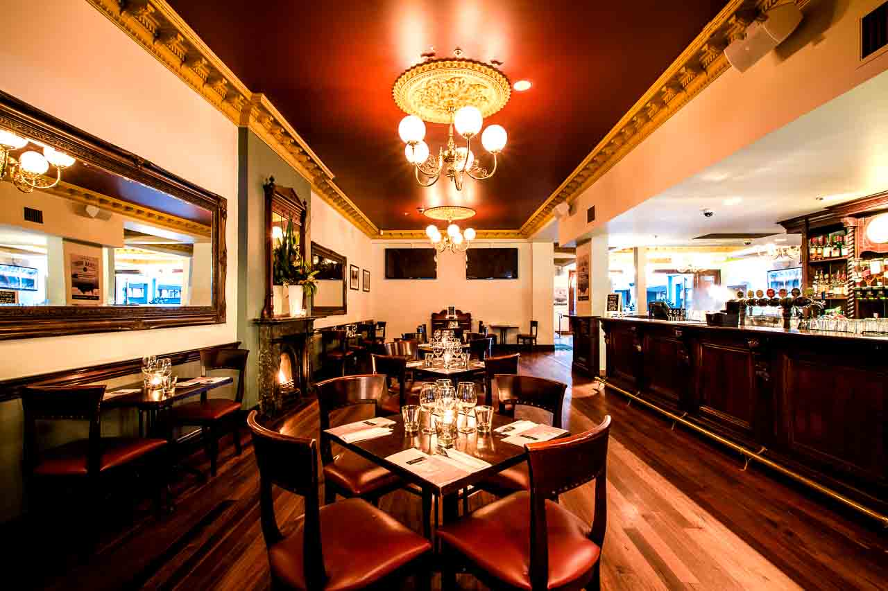 The Glenferrie Hotel – Good Restaurants