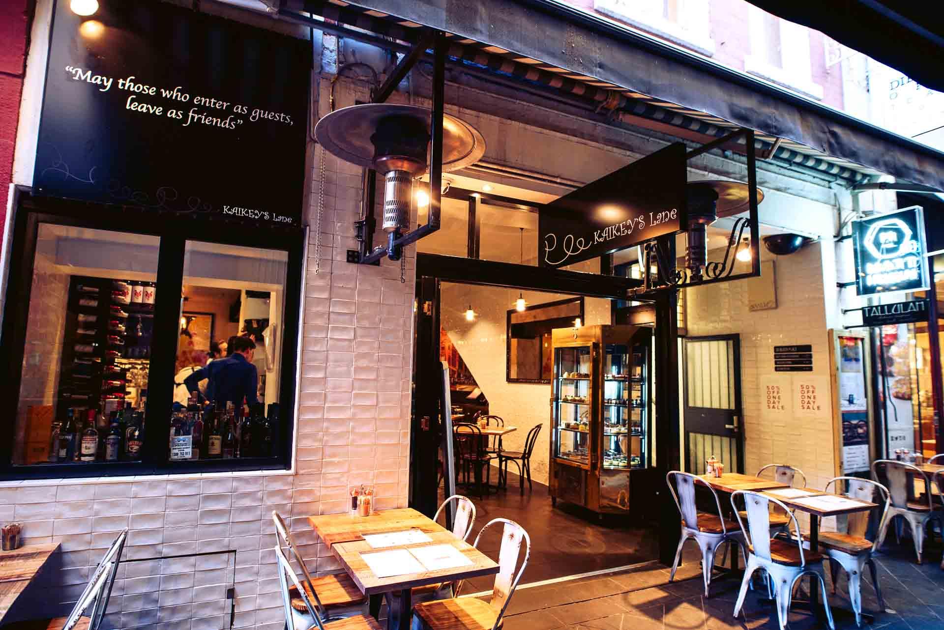 Kaikey's Lane – Laneway Restaurants