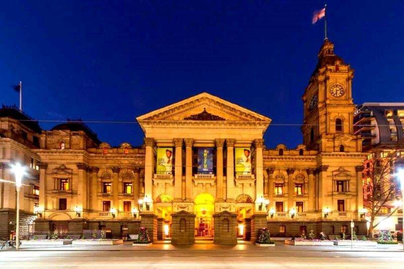 Melbourne Town Hall - CBD Function Venues - Hidden City Secrets