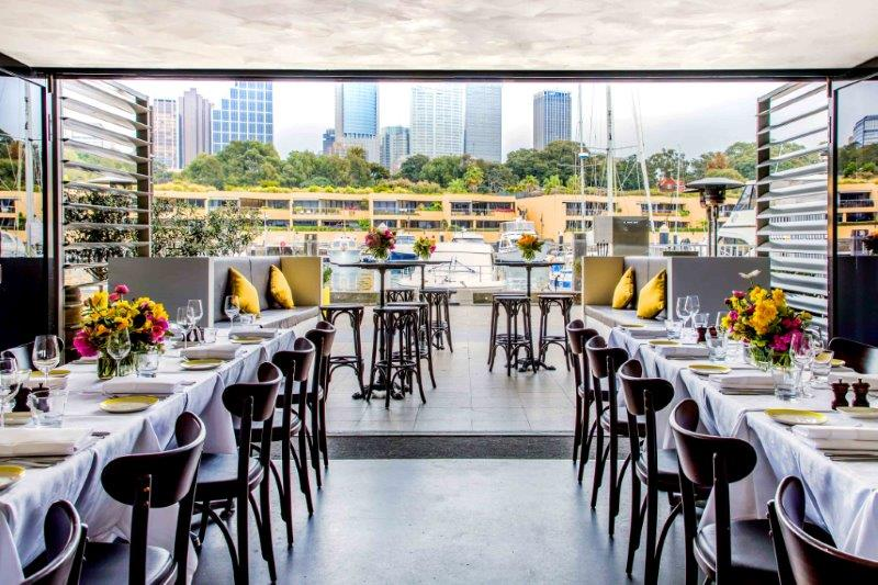 Otto top function rooms hidden city secrets for Best dining rooms in sydney