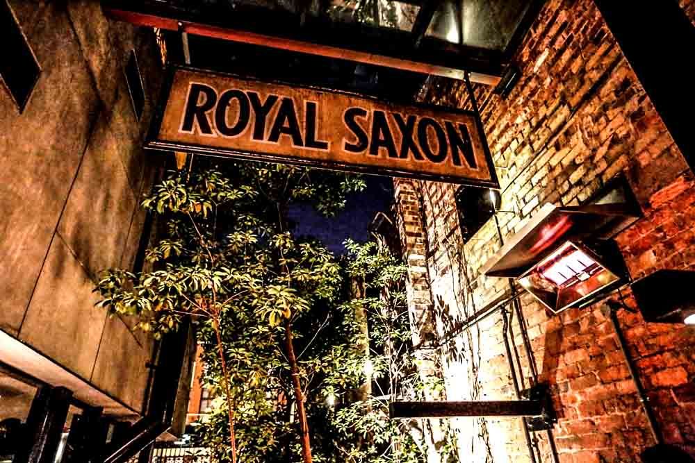 Royal Saxon – Top Bars