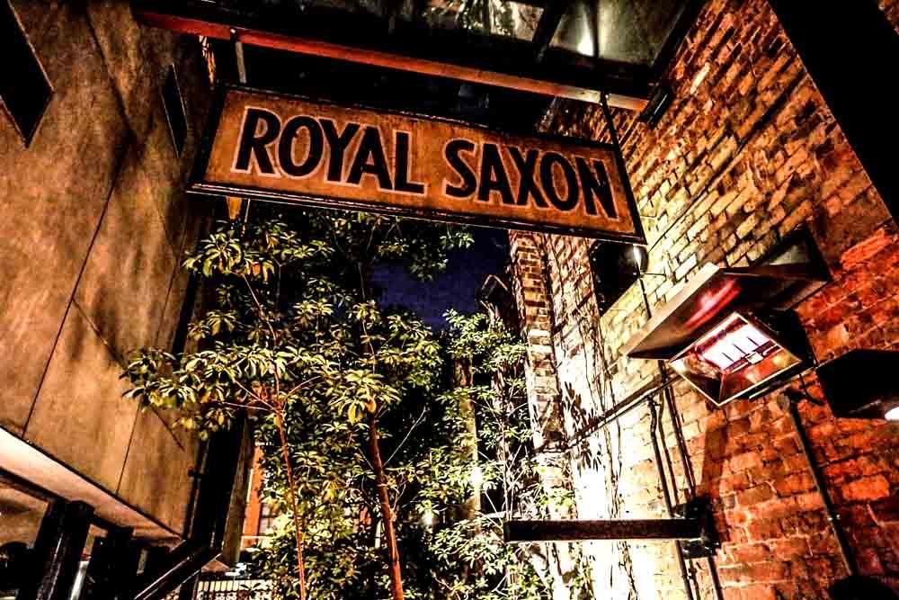 Royal Saxon – Top Bars