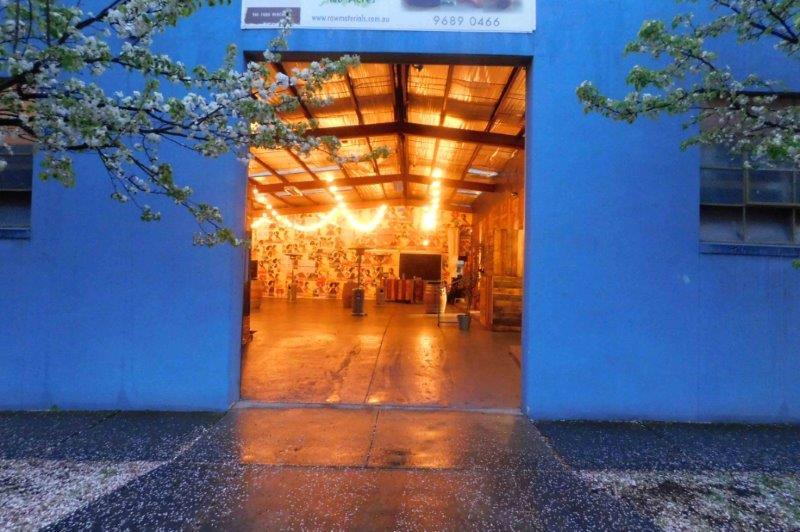 Raw Materials Studio – Warehouse Functions