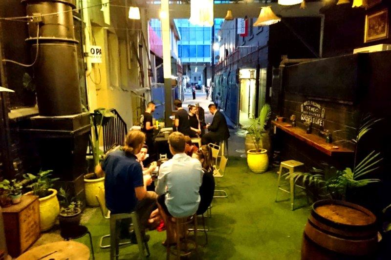 Thrift Shop Bar – Laneway Bars