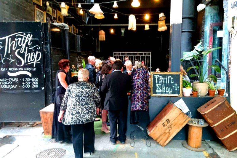 Thrift Shop Bar – Cool Function Venues