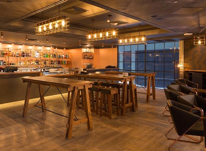 The Cidery Bar & Kitchen <br/>Top CBD Bars
