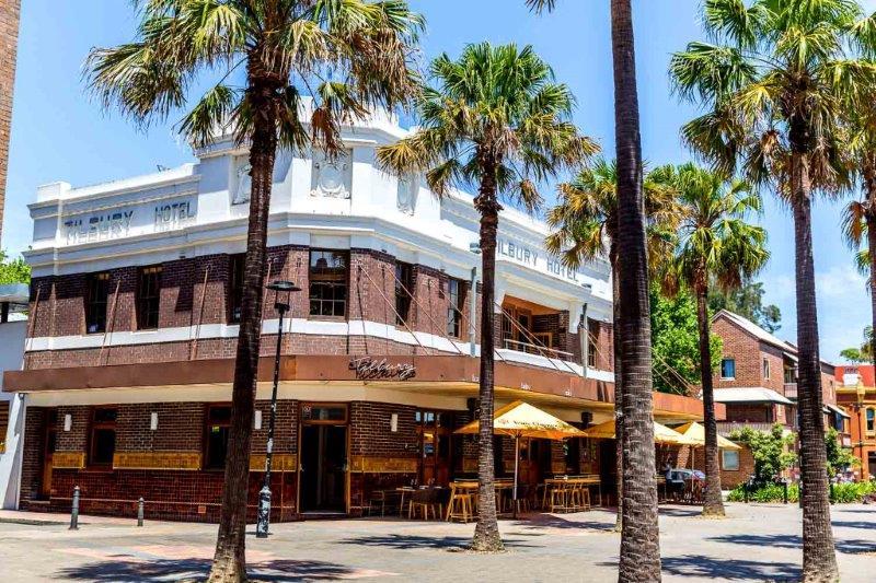 Casino bars sydney