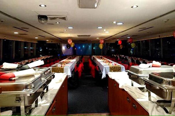Vagabond – Cruise Boat Venue
