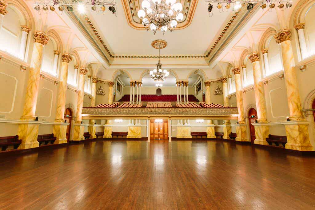 Adelaide Town Hall – Iconic Venues