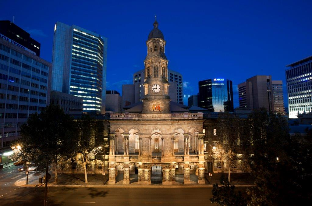 Adelaide Town Hall <br/> Iconic Event Venues