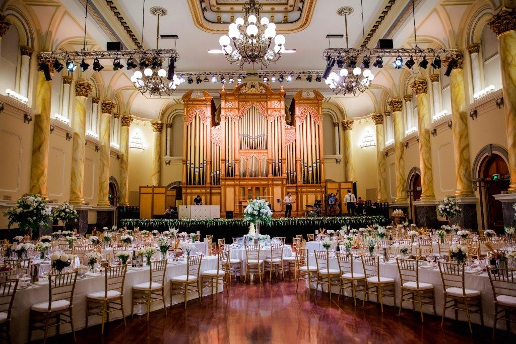 Adelaide Town Hall – CBD Function Rooms