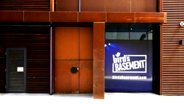 Bird's Basement – Live Music & Comedy