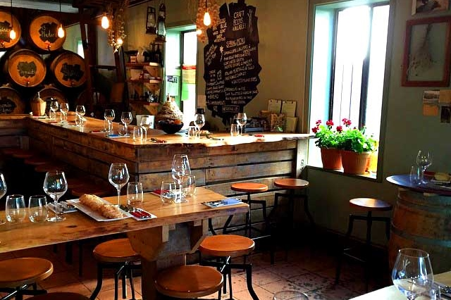 Cantina Sociale – Small Function Rooms