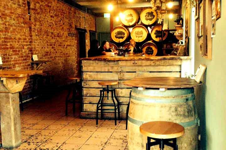 Cantina Sociale Small Function Rooms Hidden City Secrets
