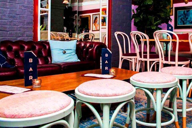 Della Hyde <br/> Best Cocktail Bars