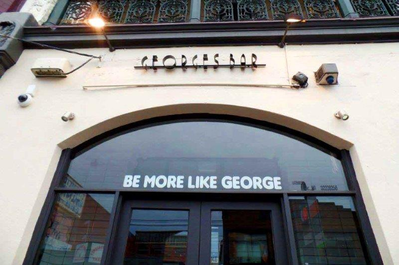 George's Bar – Cool Bars
