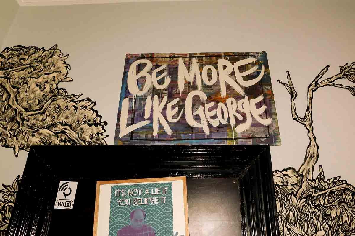 George's Bar – Cool Bars