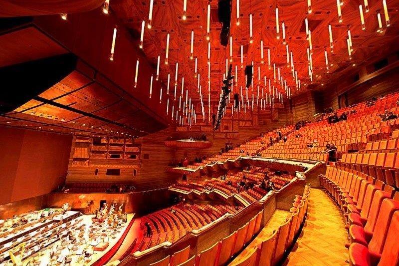 Hamer Hall <br/> Top Concert Venues
