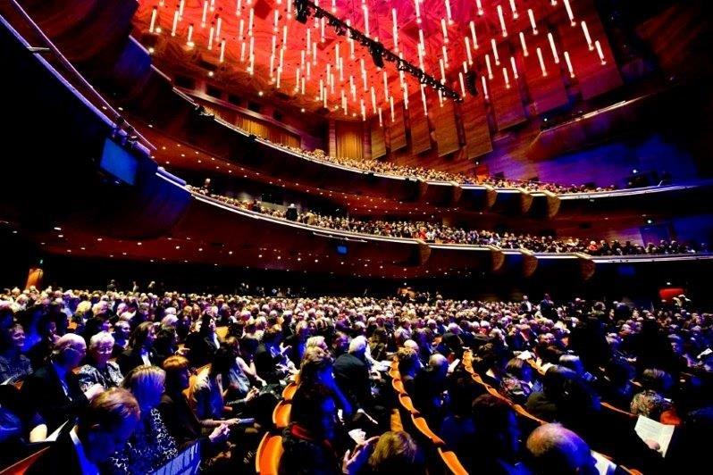 Hamer Hall <br/> Iconic Function Rooms