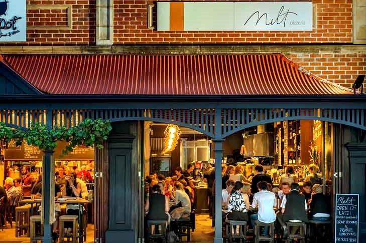 Melt Hyde Park Best Pizza Restaurants