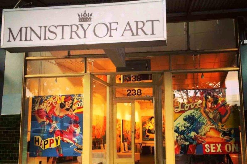 Ministry Of Art – Blank Canvas Venues