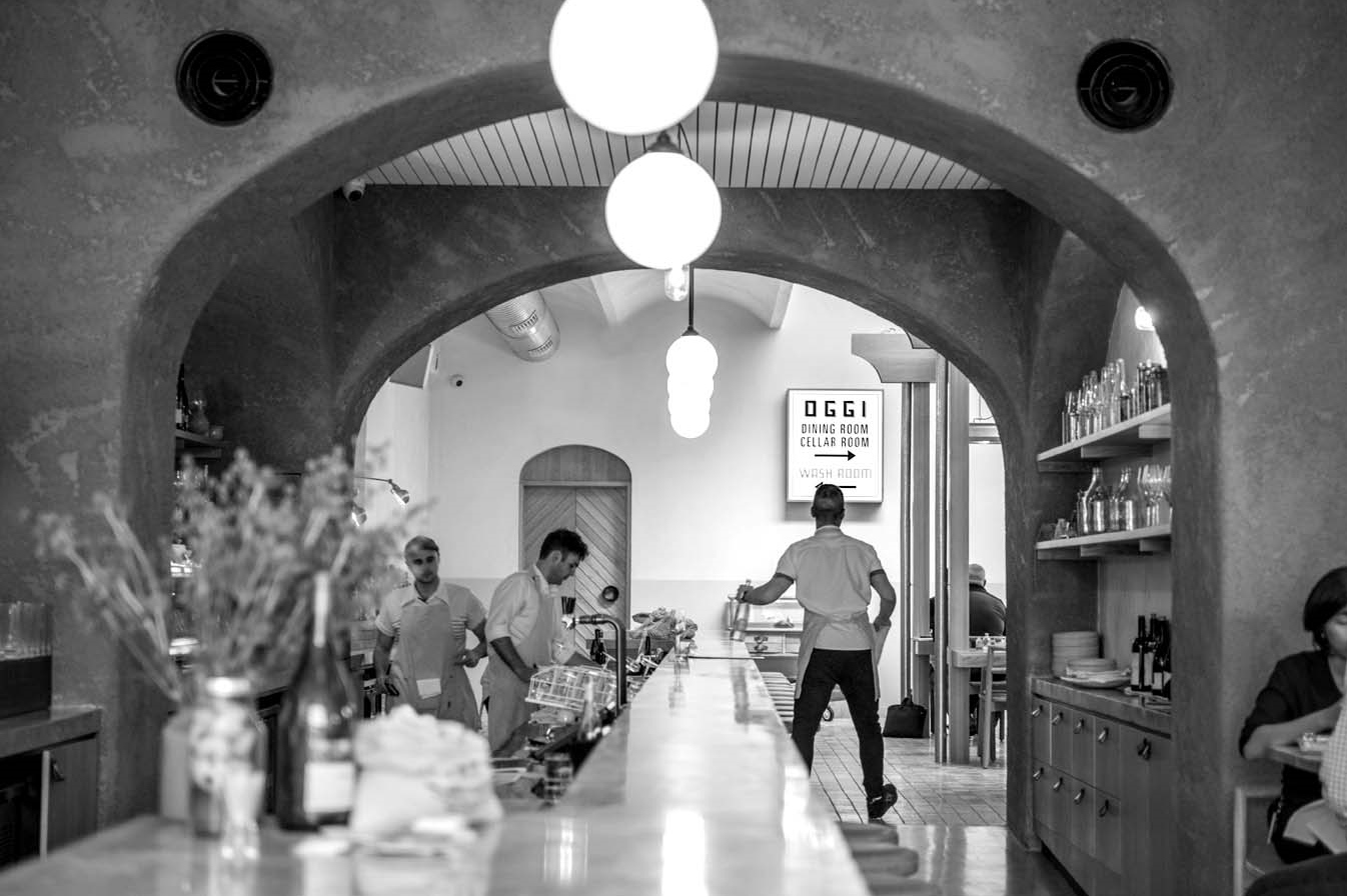 Osteria Oggi <br/> Private Dining Rooms