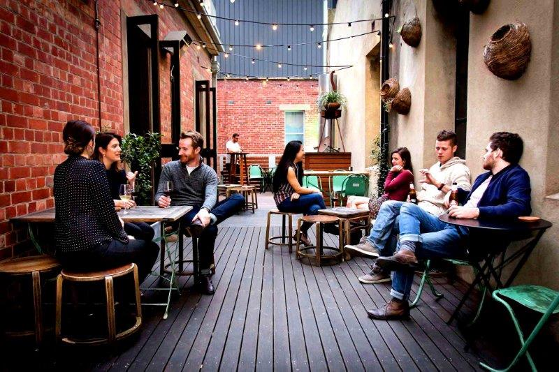 Proof Bar – Rooftop Function Venues