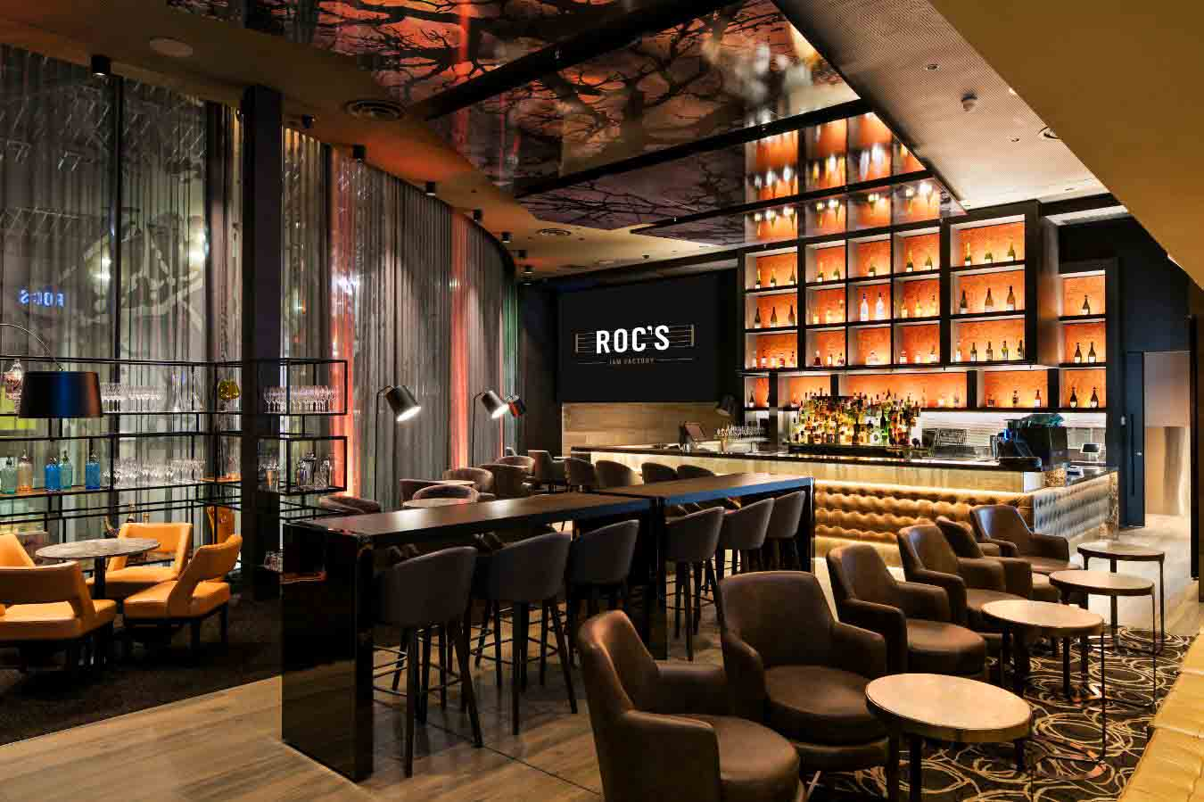 Roc's Jam Factory – Top Cocktail Bars