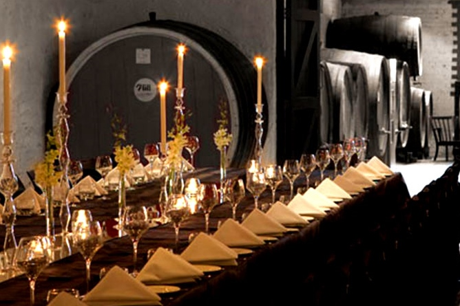 Saltram Wine Estate – Function Venues
