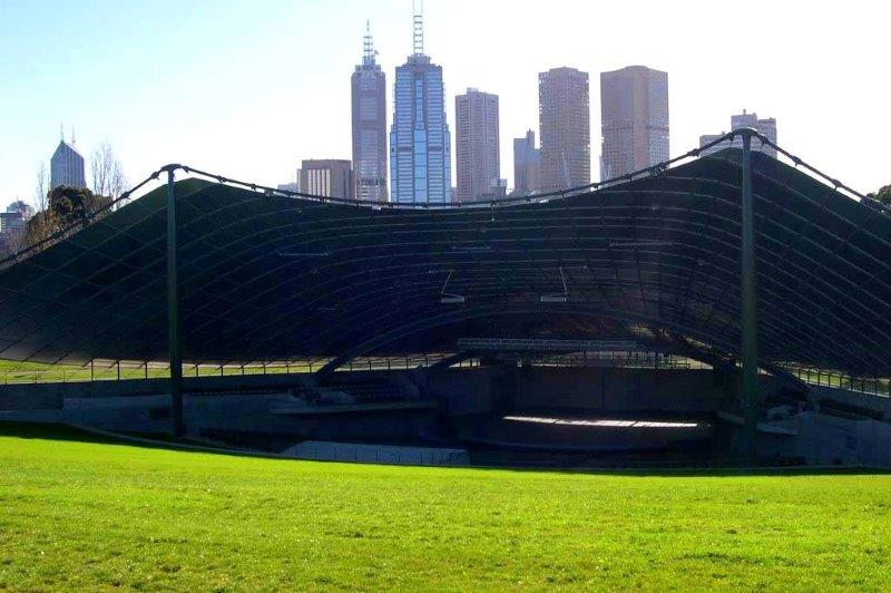 Sidney Myer Music Bowl – Large Venues