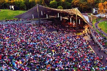 Sidney Myer Music Bowl <br/>Best Outdoor Venues