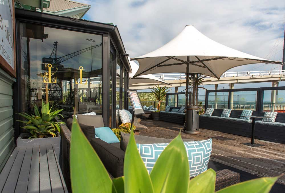 Spirit Station Pier – Waterfront Venues