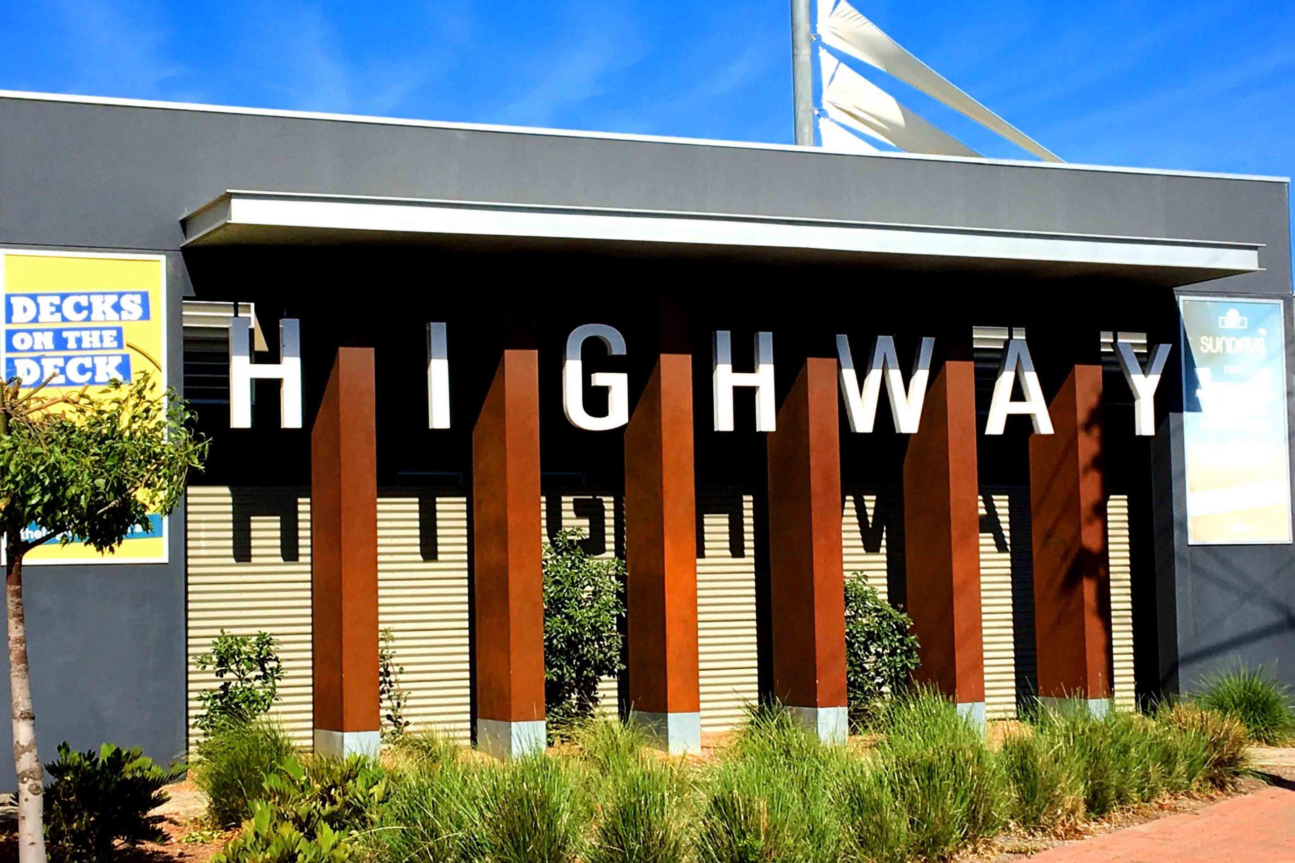 The Highway <br/> Best Beer Gardens