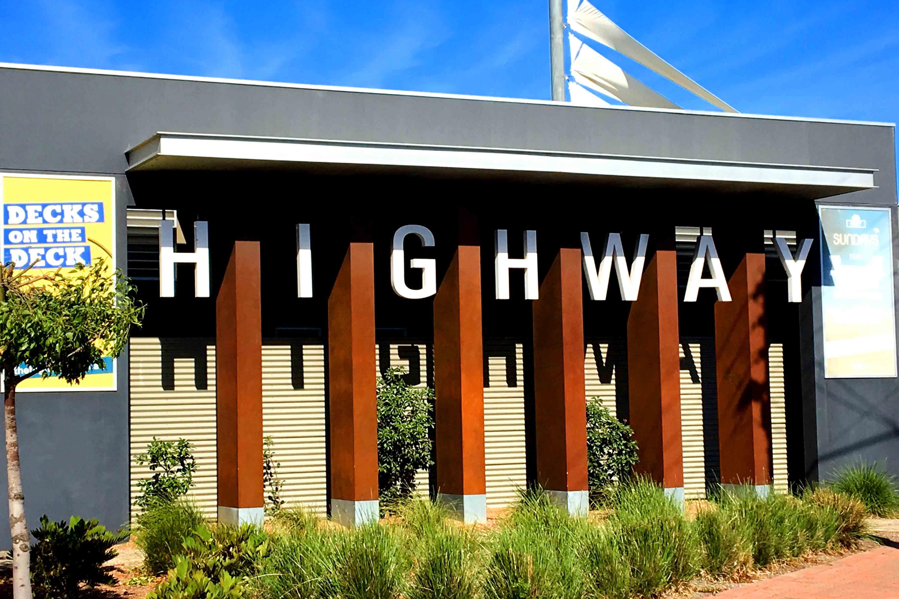 The Highway – Best Beer Gardens