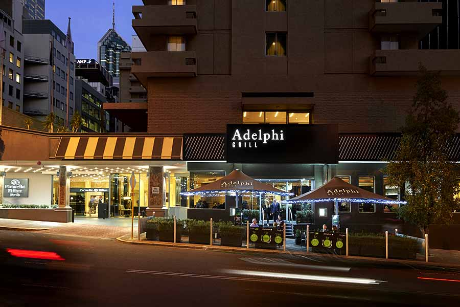 Adelphi Grill – Group Dining Restaurants