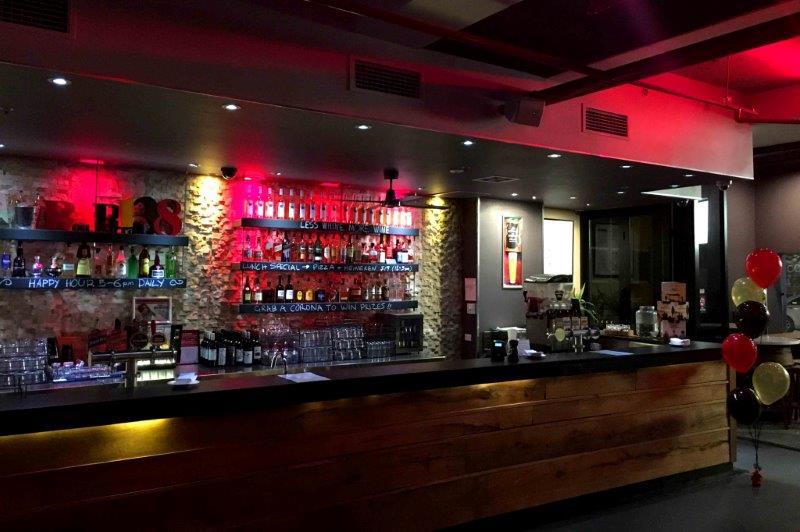 Bar 138 On Barrack – Cool Beer Gardens