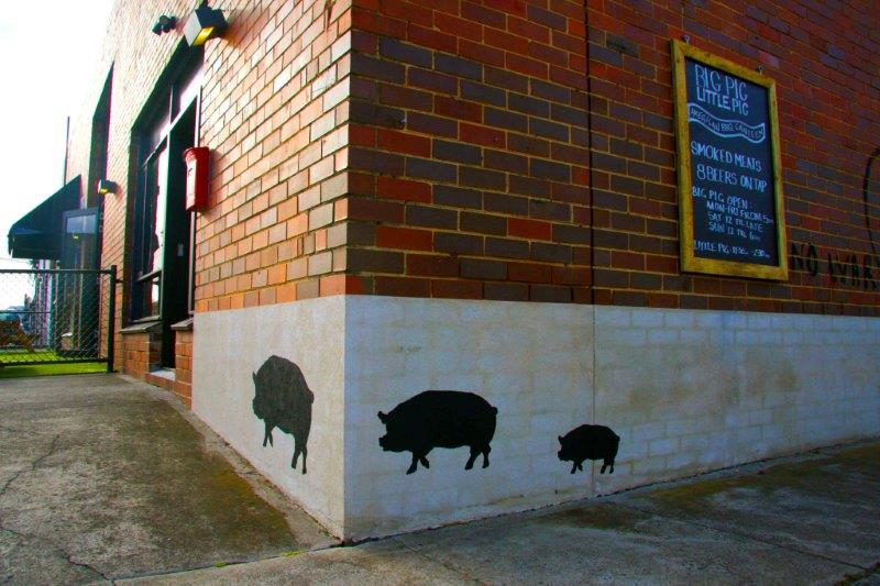 Big Pig Little Pig – Warehouse Venues
