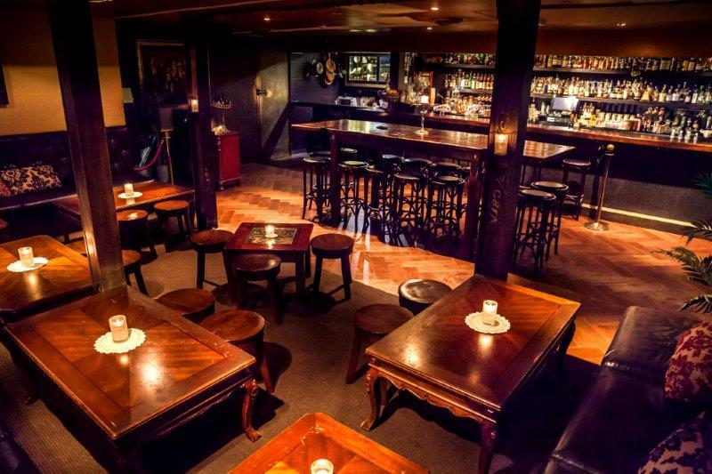 Eau De Vie – Best Cocktail Bar