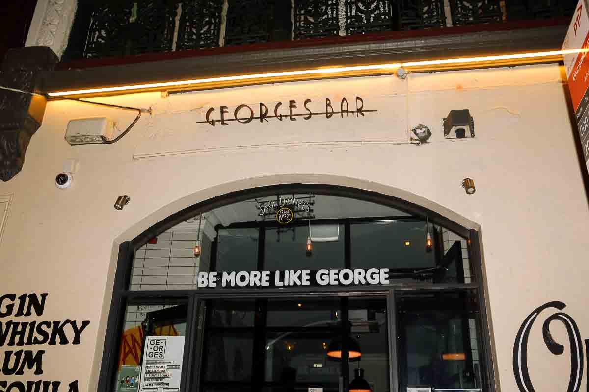 George's Bar – Unique Function Venues