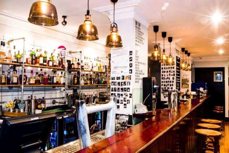 George's Bar – Unique Function Venues