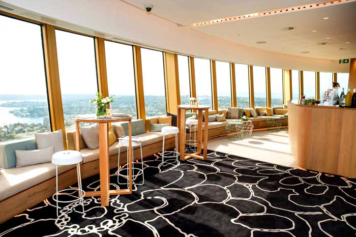 STUDIO, Sydney Tower – Venues With A View