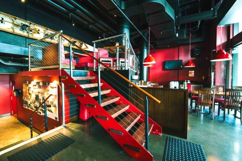 TGI Friday's Southbank – Venues With A View