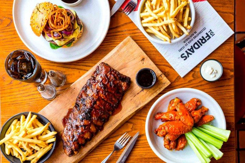 TGI Friday's Southbank – Group Dining