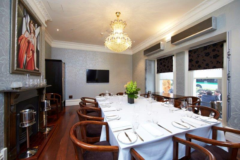 The Terrace Hotel – CBD Function Rooms