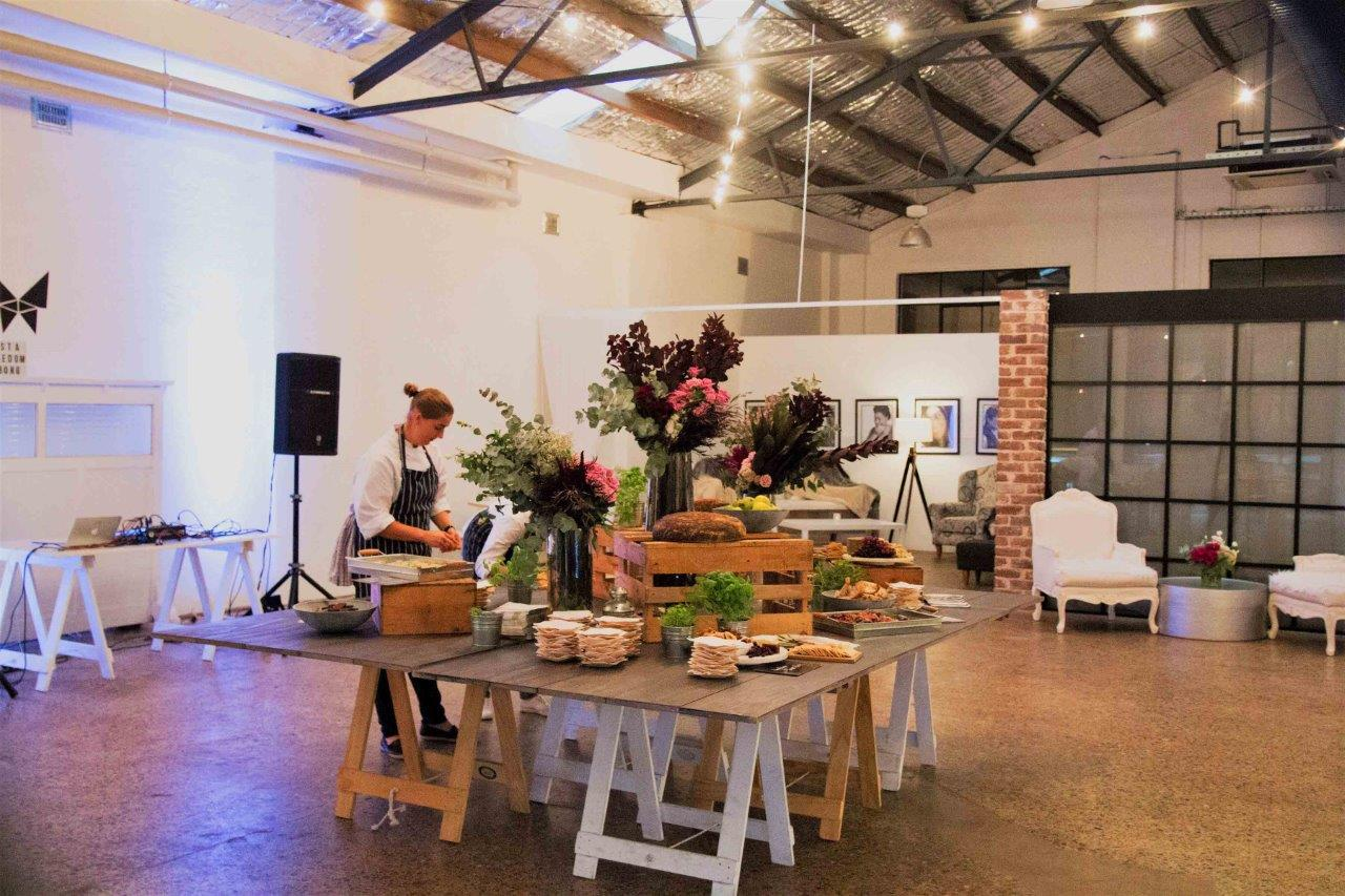 The Freedom Hub – Blank Canvas Venue