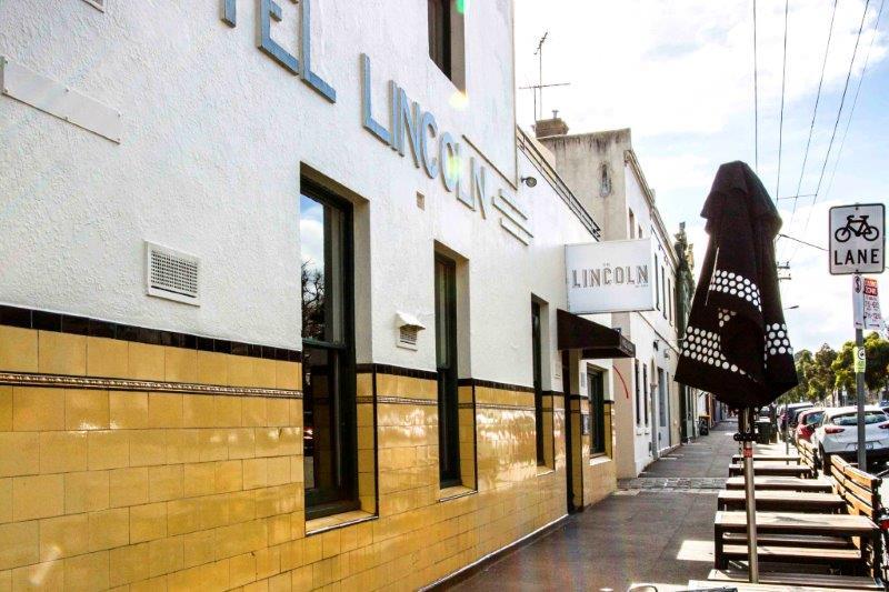The Lincoln – Historic CBD Pubs